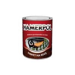 0.7 L HAMERPOL zielony młotkowy