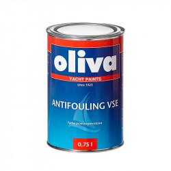 0.75 L ANTIFOULING VSE - farba przeciwporostowa-czerwony tl